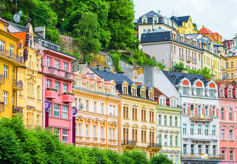 Ceska republika Karlovy Vary