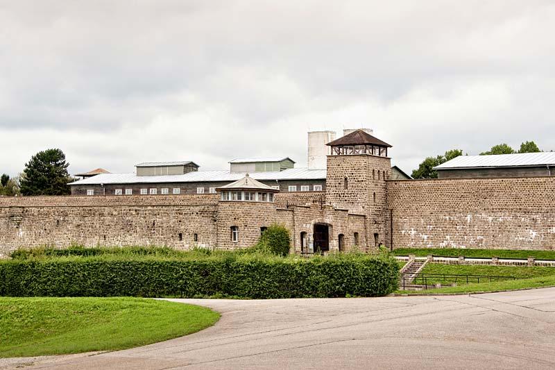 KZ Mauthausen, Rakousko