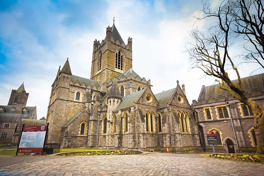 Katedrála Christ Church, Irsko