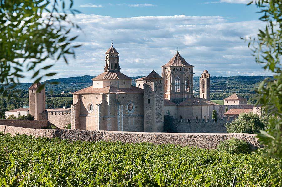 Klášter Santa Maria de Poblet, Španělsko