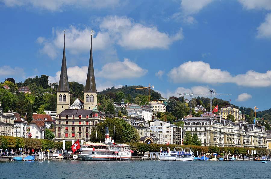 Luzern, Švýcarsko