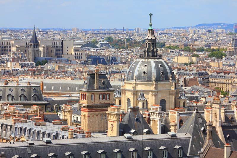 Paříž - toulky za uměním
