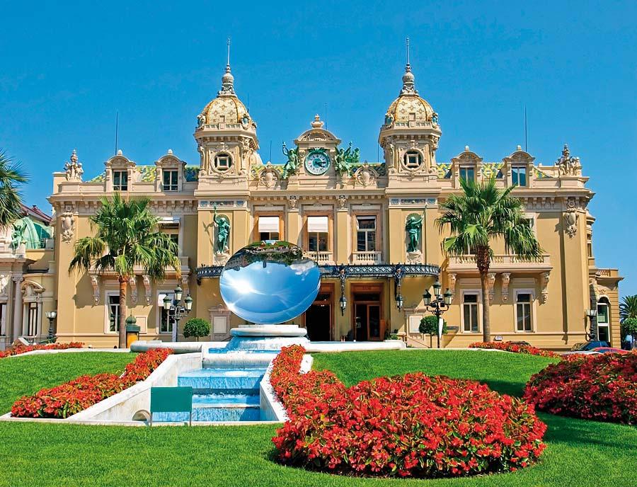 Grand Casino, Monte Carlo, Monako