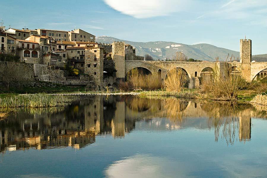 Besalú, Španělsko