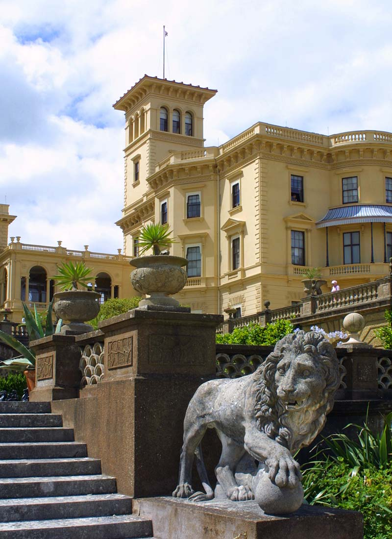Osborne House, Isle of Wight, Anglie
