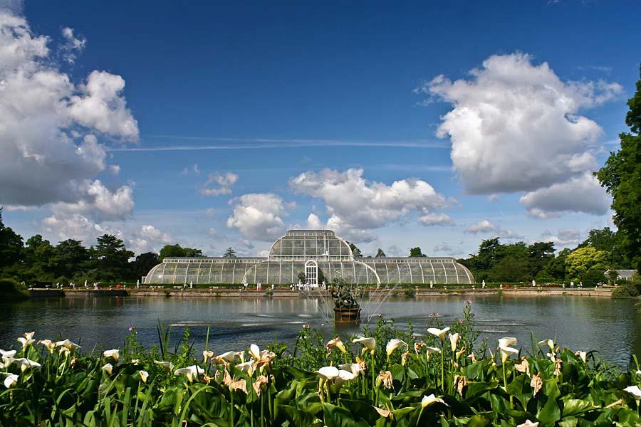 Kew Gardens, Londýn, Anglie