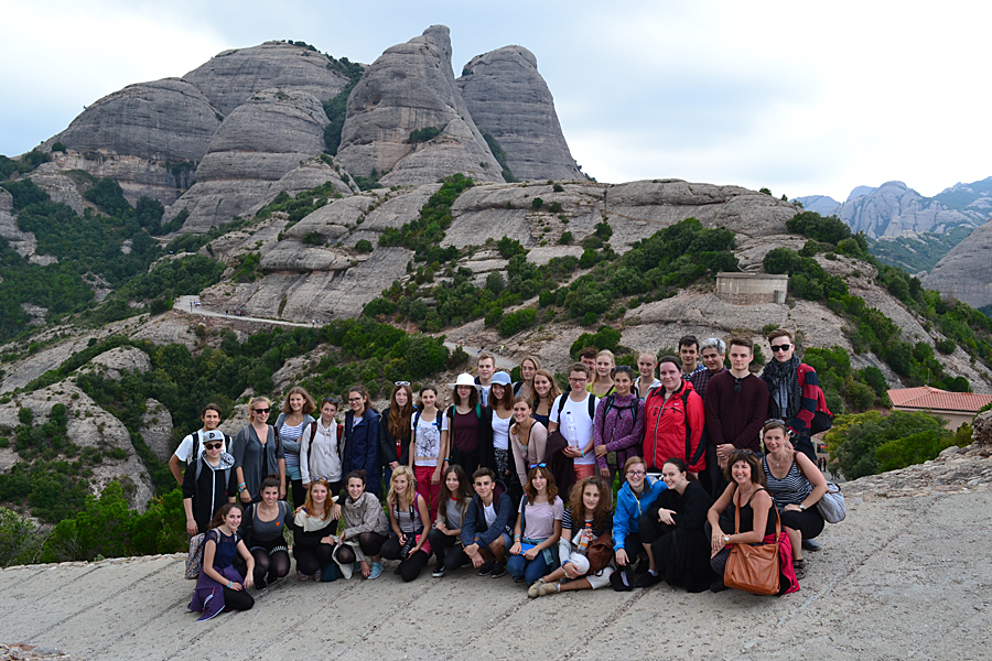 16-782 G a HŠ hlavního města Prahy - Montserrat