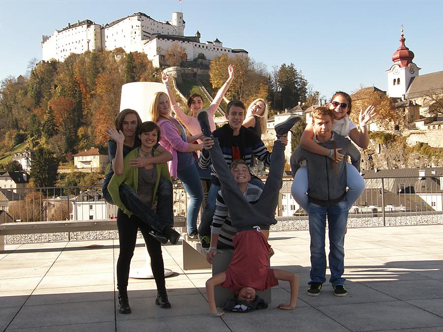 15 Kožlany - Salzburg