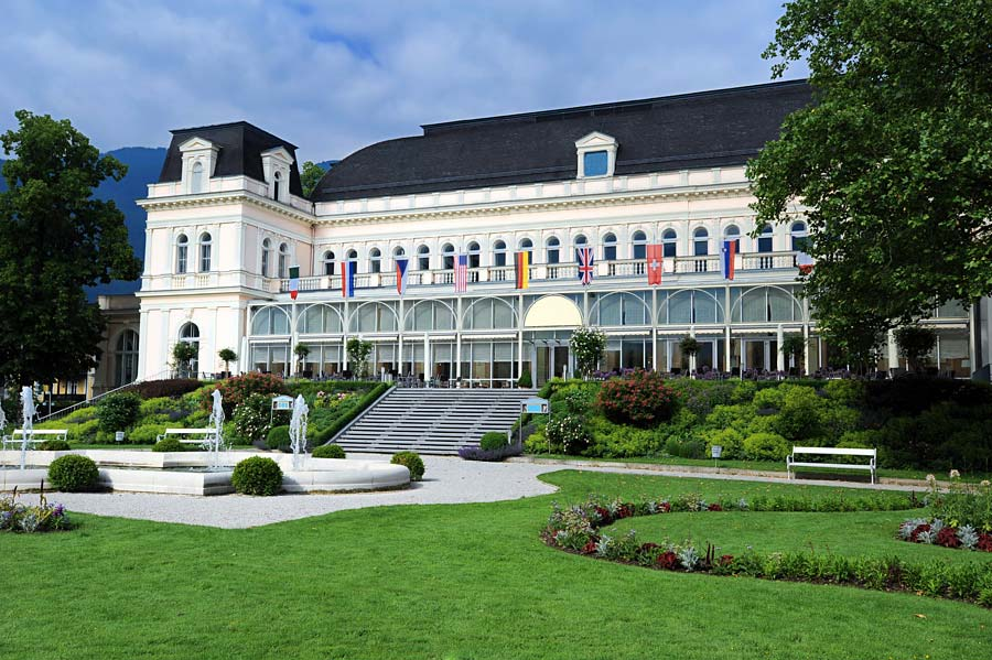 Kongress & Theater Haus, Bad Ischl, Rakousko