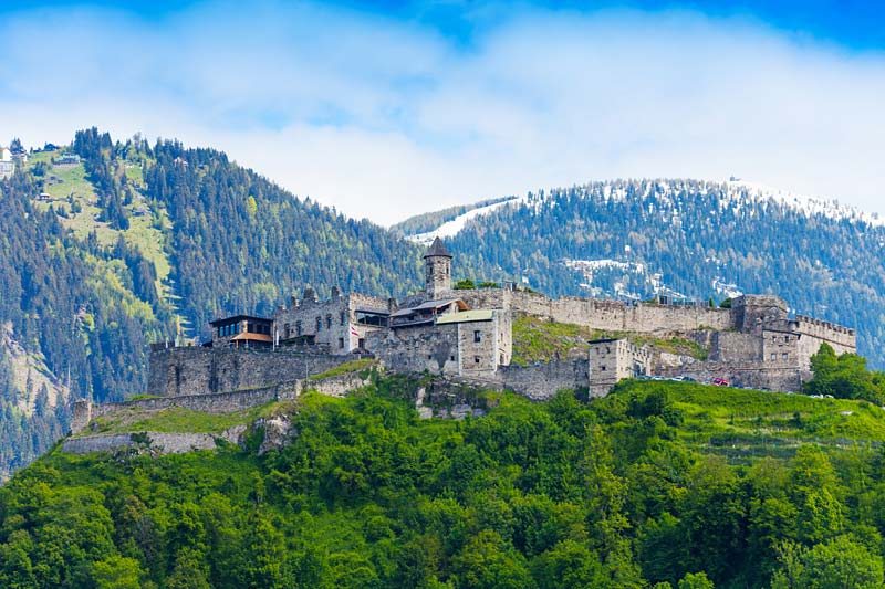 Landskron, Rakousko