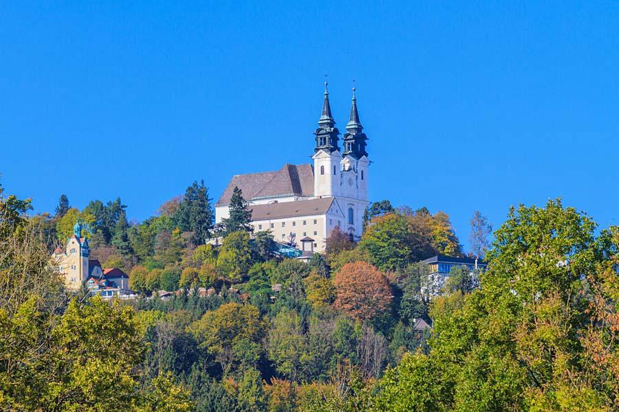 Pöstlingberg, Linz, Rakousko