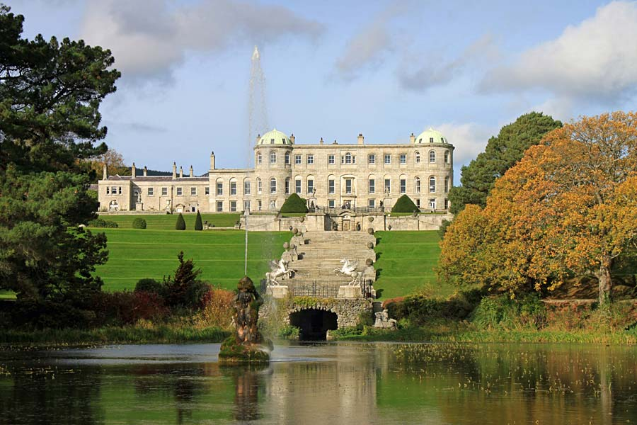 Powerscourt House, Irsko