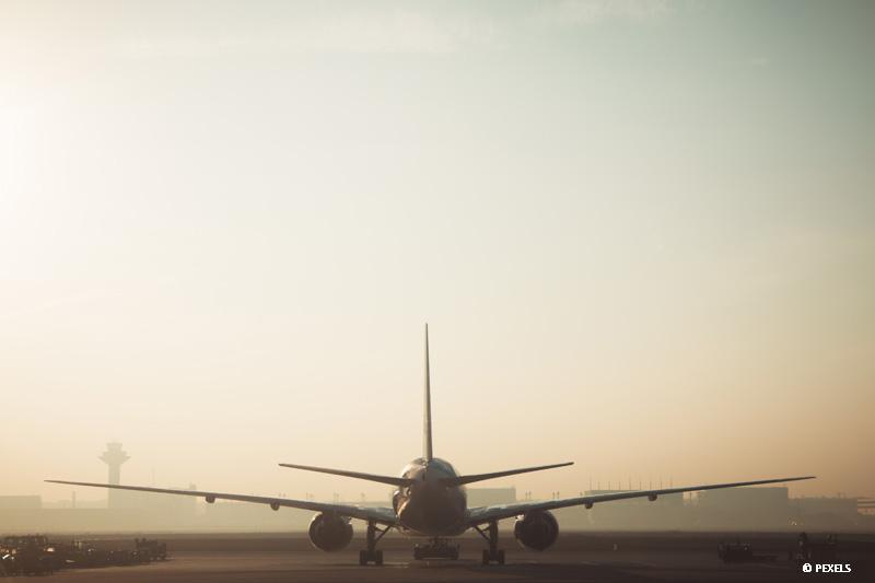 letadlo runway