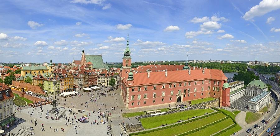 Zamek krolewski, Warsawa, Polsko