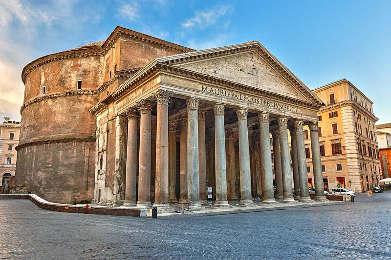 Pantheon, Řím, Itálie