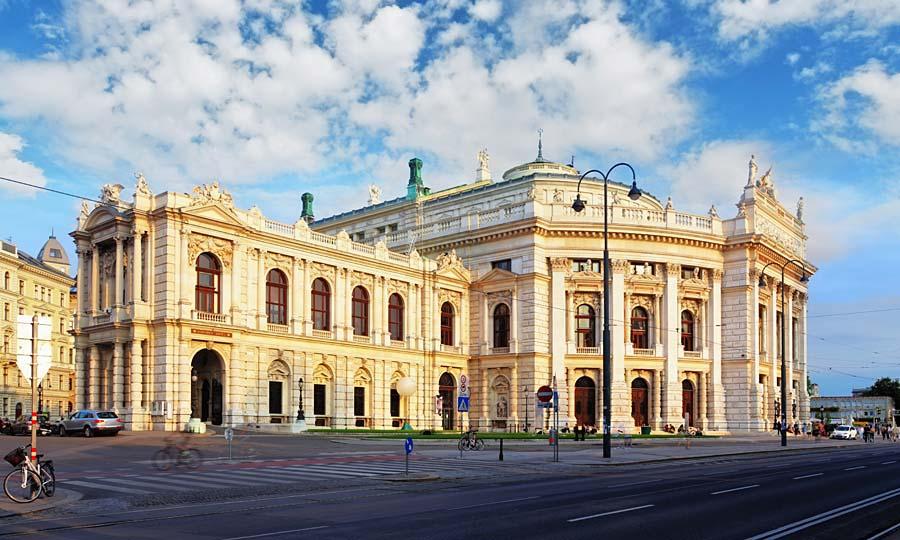 Burgtheater, Vídeň, Rakousko