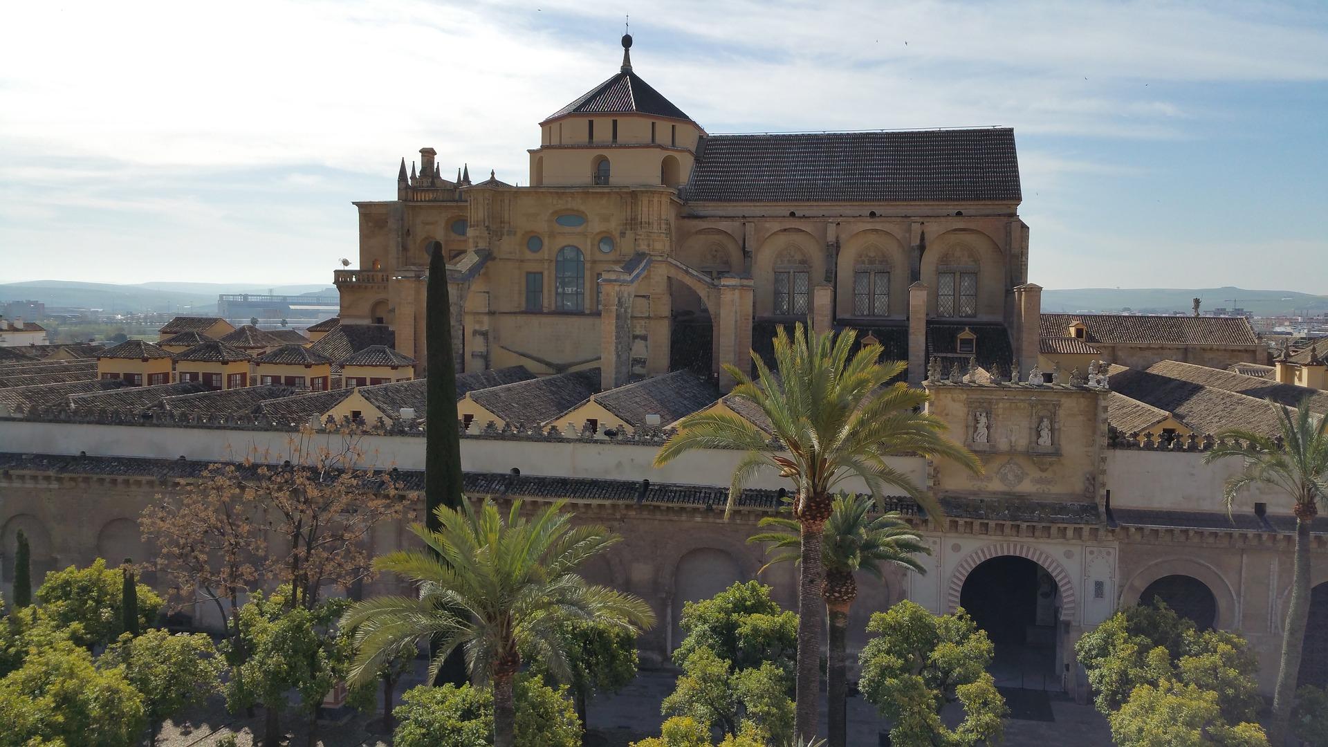 Španělsko, Cordoba, Mezquita