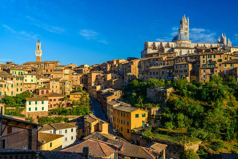 Siena, Itálie