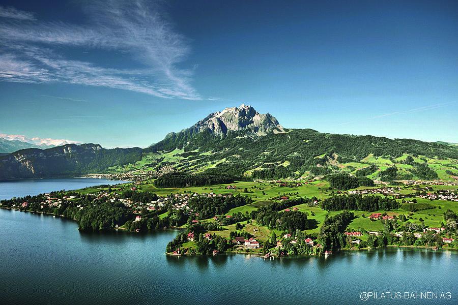 Svycarsko, Pilatus leto