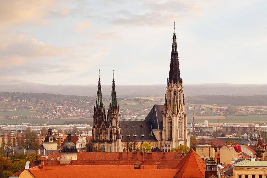 Olomouc, Rožnov pod Radhoštěm, Kroměříž