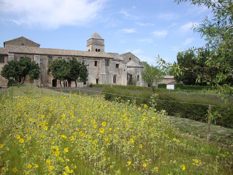 Francie Saint Remy de Provence, Saint Paul de Mausole