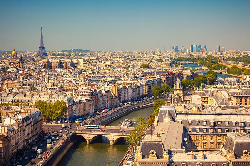 Paříž - po stopách vědy a techniky
