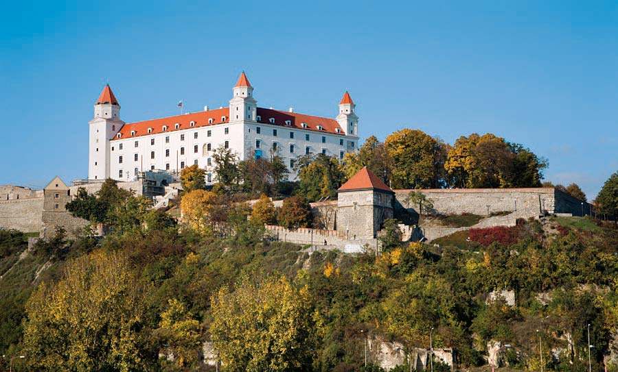 Bratislavský hrad, Bratislava, Slovensko