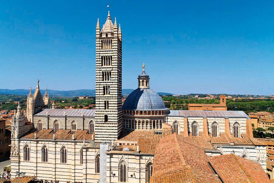 Duomo di Siena, Siena, Itálie