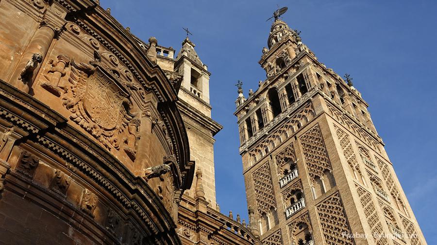 Španělsko, Sevila, Giralda