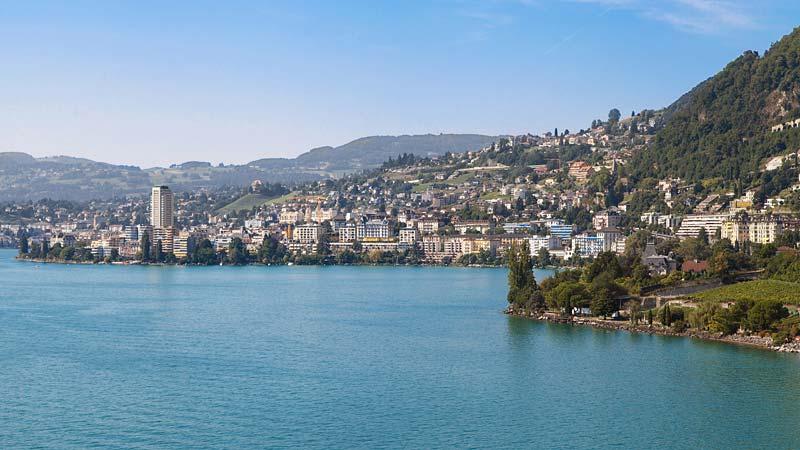 Montreux, Švýcarsko