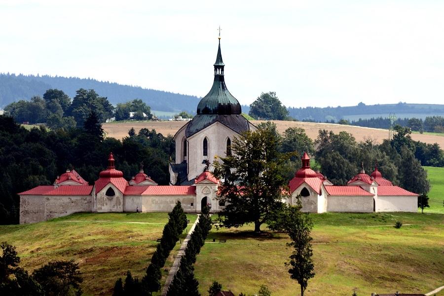 Ceska republika Zelena Hora