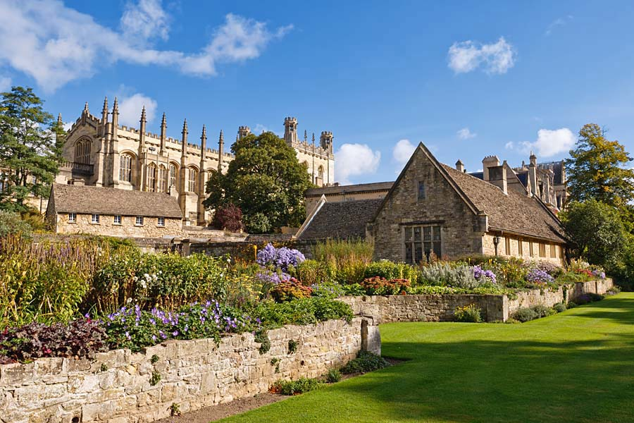 Christ Church College,Oxford, Anglie