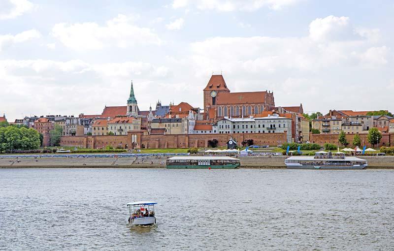 Toruň, Polsko