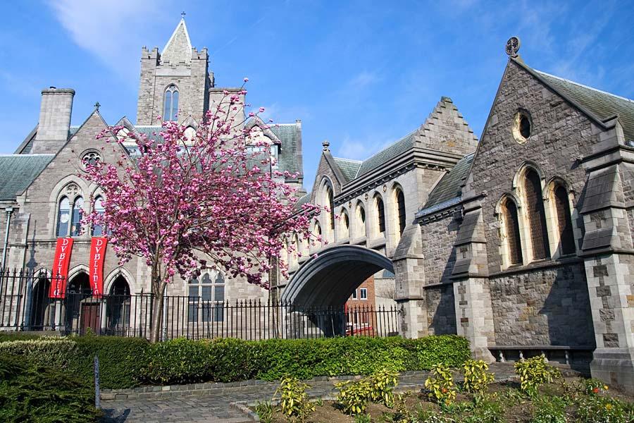 Katedrála Christ Church, Dublin, Irsko