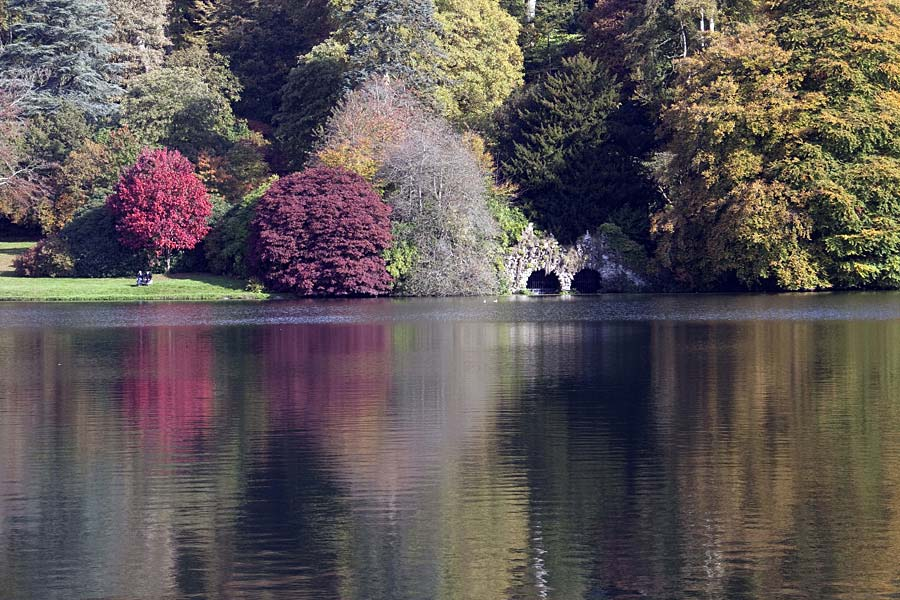 Stourhead Gardens, Anglie