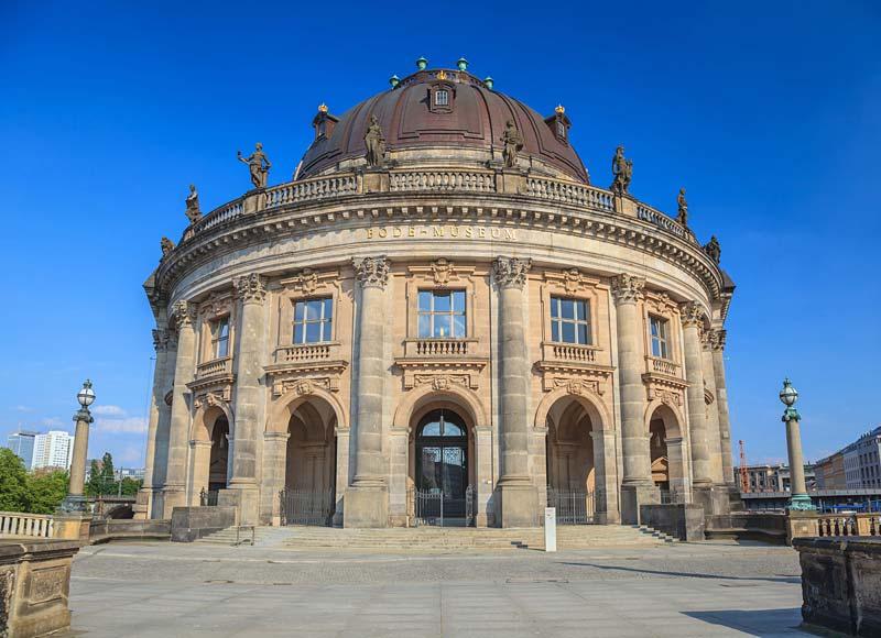Bodemuseum, Berlín, Německo