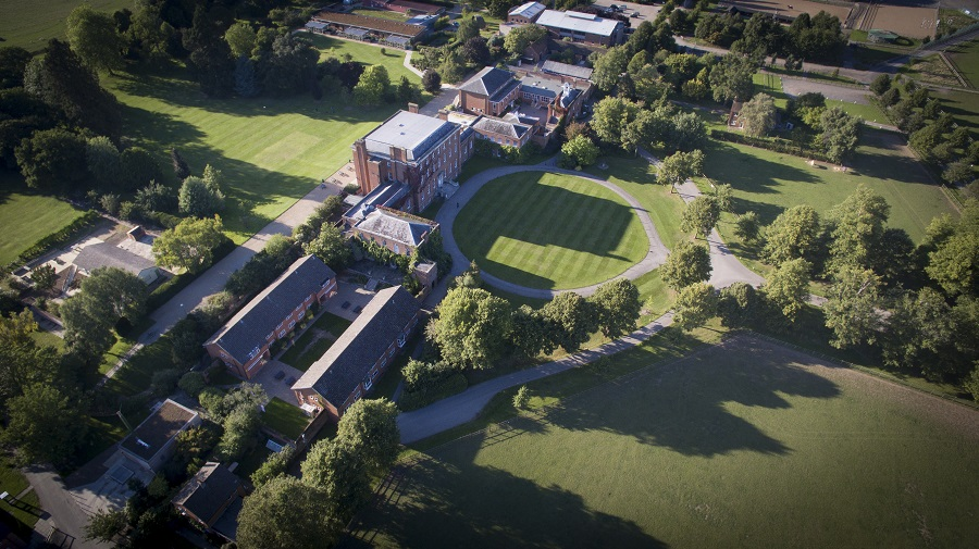 Berkshire College - Aerial View.JPG