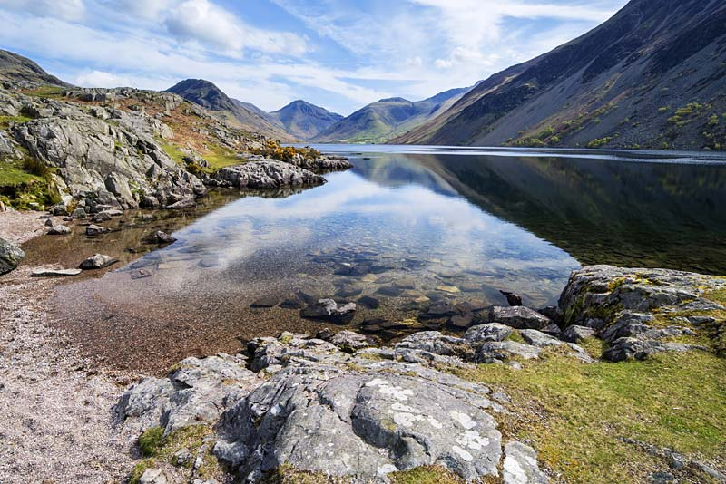 Wast Water, Lake District, Anglie