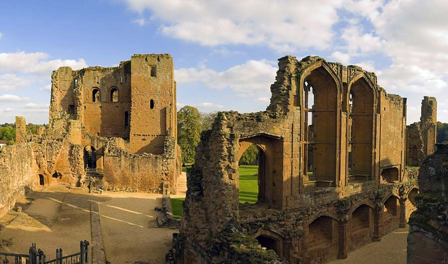 Kenilworth Castle, Anglie