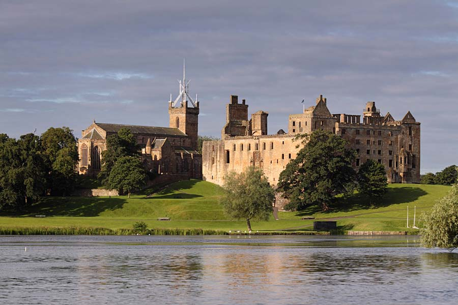 Linlithgow Palace, Skotsko