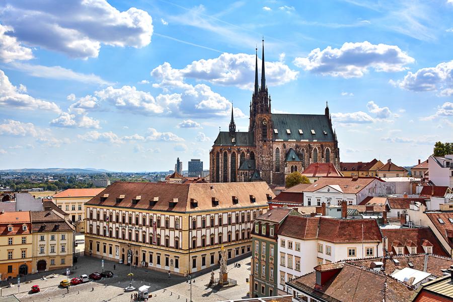 Brno, Bratislava