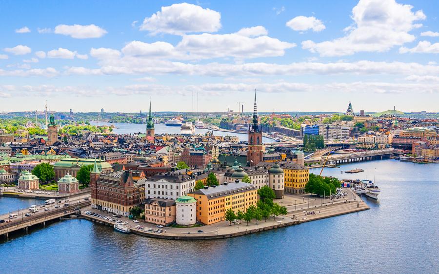 Svedsko Stockholm, Gamla Stan
