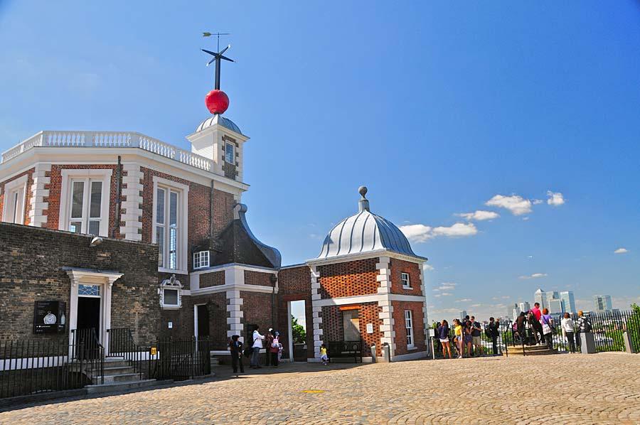 Royal Observatory, Londýn, Anglie