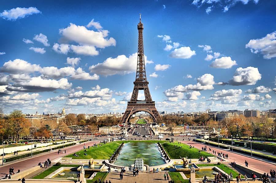 Školní zájezdy - Paříž