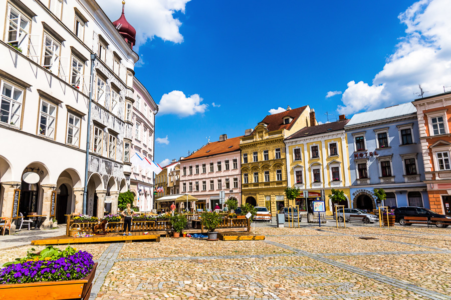 Ceska republika Jindrichuv Hradec