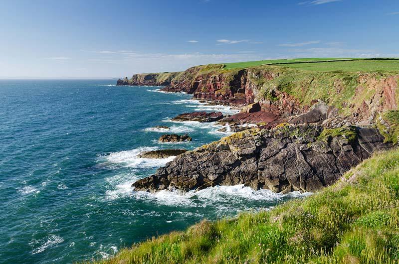 Cestovní doklady pro cesty do Walesu