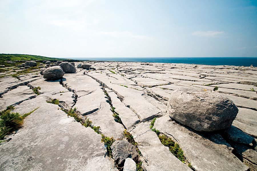Burren, Irsko