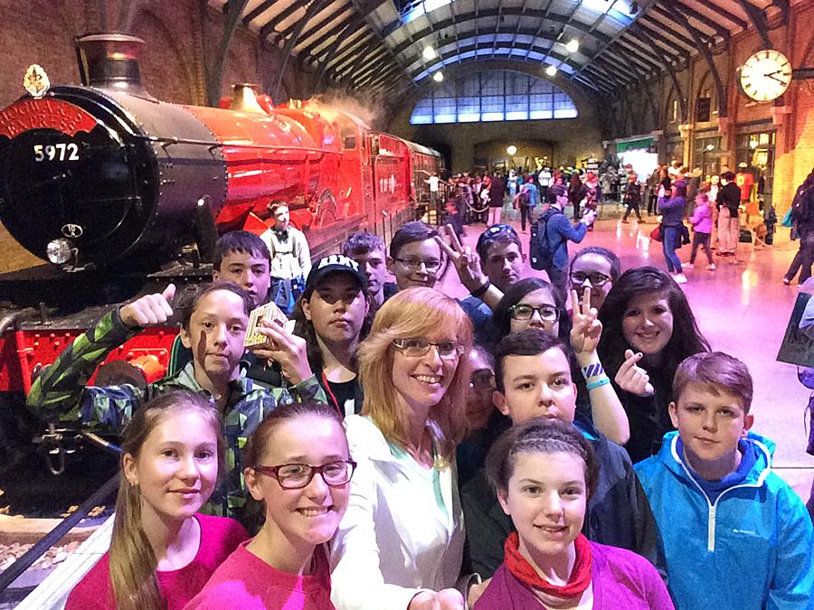 17-203 ZŠ Mnichovo Hradiště - Harry Potter