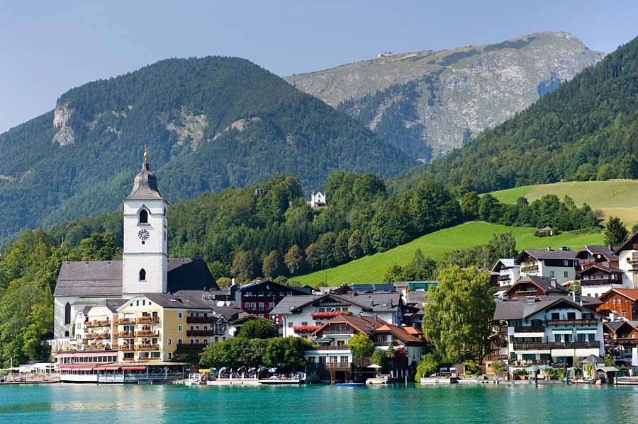St Wolfgang, Rakousko