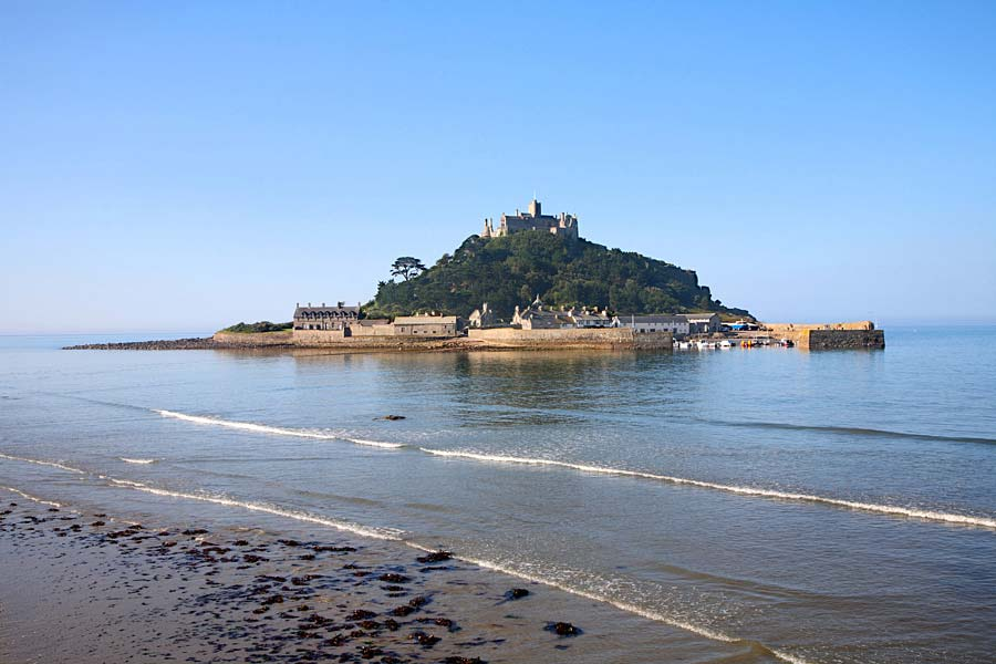 St Michael´s Mount, Anglie